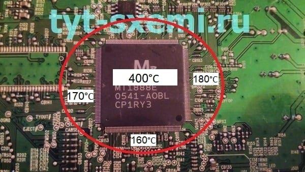 Как правильно паять микросхемы SMD