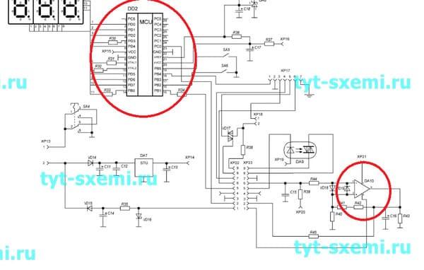 Как научиться читать электронные схемы