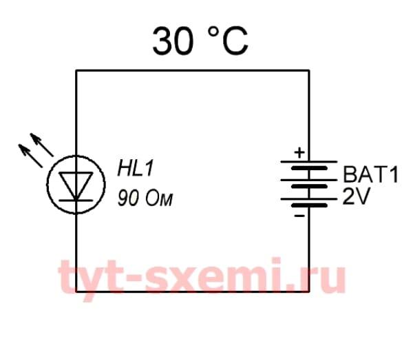 Зачем нужен резистор для светодиода