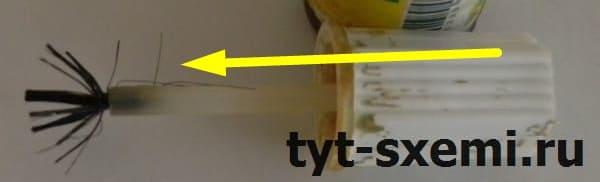 Как правильно наносить жидкий флюс на место пайки